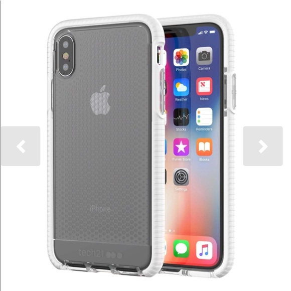 half off 6b0e0 c0358 iPhone X Tech 21 Case